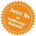 Button 9x in Schlewsig-Holstein